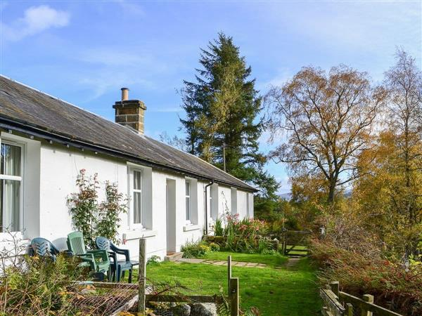 Craigend Cottage in Lanarkshire
