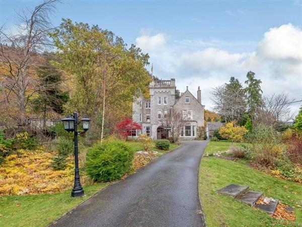 Craigendarroch House in Aberdeenshire