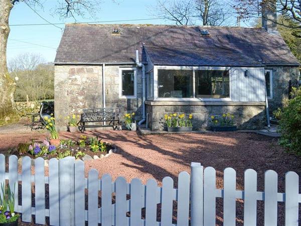 Craigrannoch Cottage in Kirkcudbrightshire