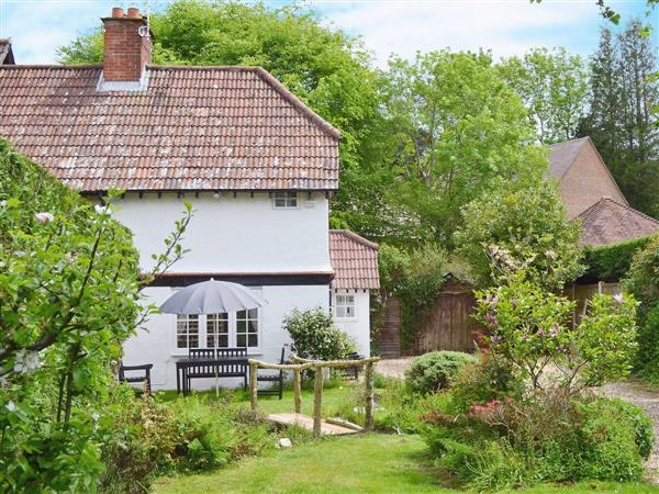 Craigwen Cottage in Hampshire