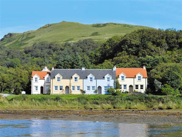 Craobh Marina Cottages - Luing in Argyll