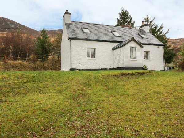 Creag Mhor Cottage in Ross-Shire