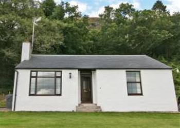 Creag Mhor Cottage in Stirlingshire
