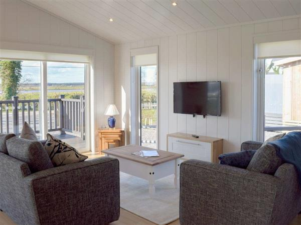 Cree Valley Lodges - Lodge 2, Wigtownshire