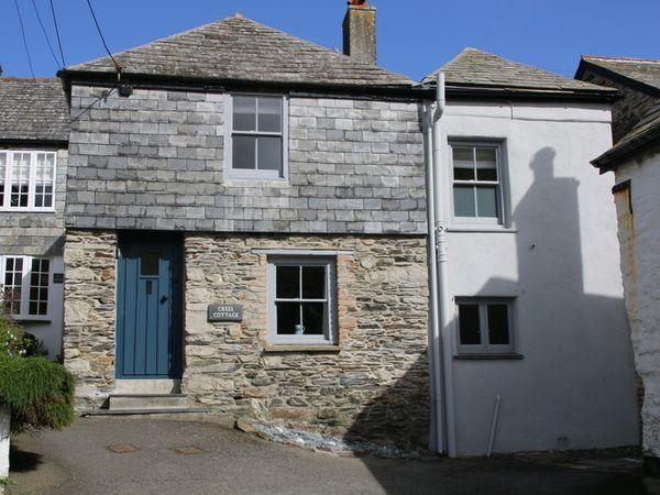 Creel Cottage in Cornwall