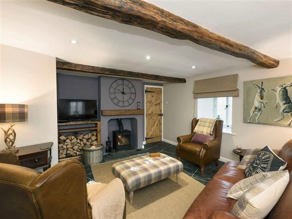 Crescent Cottage in Cumbria
