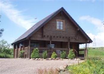 Criffel Lodge in Kirkcudbrightshire