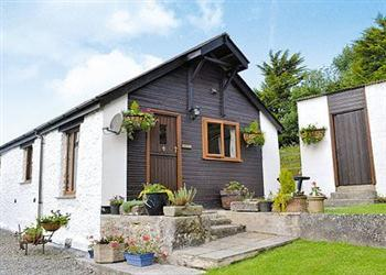 Crockwood Farm - Coombe Cottage in Cornwall