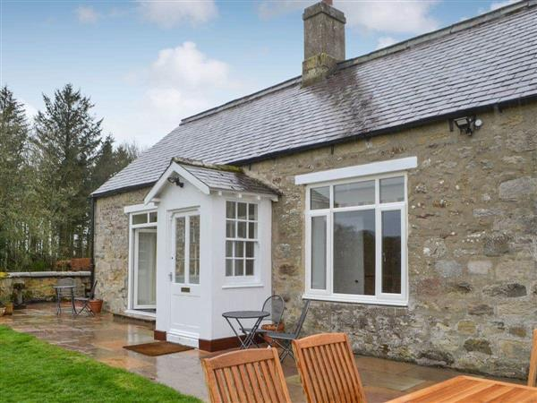 Croft Cottage in Northumberland