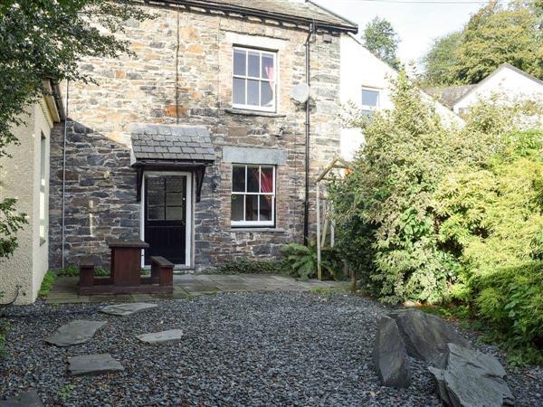 Croft Cottage in Cumbria