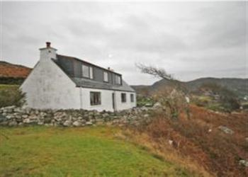 Croft Cottage in Ross-Shire