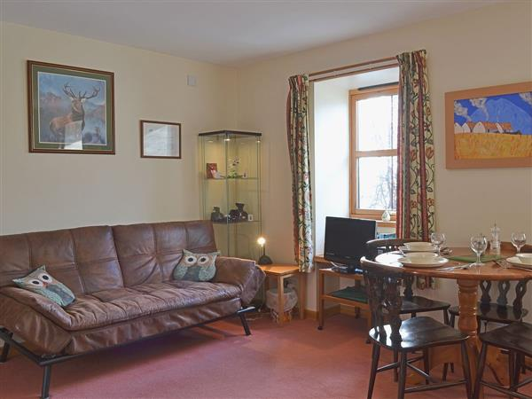 Croft Holidays - Loft Cottage in Inverness-Shire