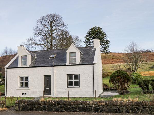 Croft No. 11 in Kensaleyre near Portree, Isle Of Skye