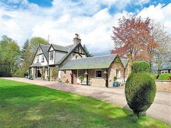 Croiscrag Cottage, Aberdeenshire