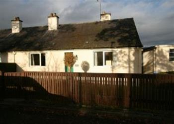 Crombie Cottage in Ross-Shire