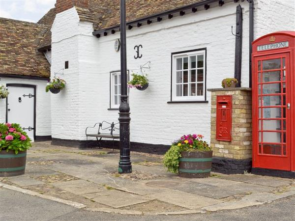 Cromwell Cottage in Cambridgeshire