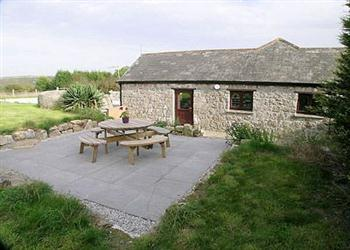 Cross Park Farm Cottage in Cornwall