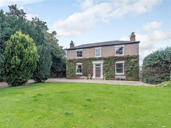 Croxton House, Ulceby, South Humberside