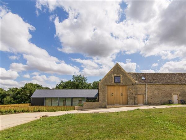 Crucis - The Cotswolds Barn in Gloucestershire