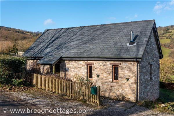 Cuckoo Cottage in Llanover, Gwent
