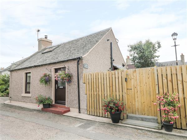 Cuddle Cottage in Morayshire