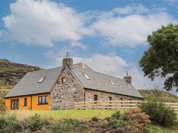 Cuilfearne Croft in Sutherland