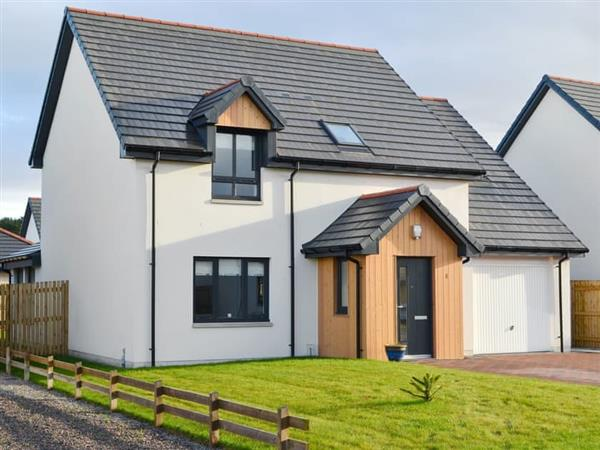 Culbin House in Nairn, Morayshire