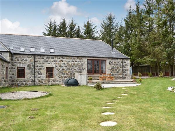 Culdrain Steading from Cottages 4 You
