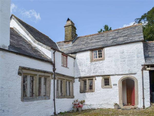 Cullacott Farm - The Tudor Wing in Cornwall