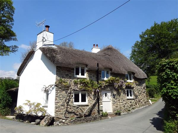 Cullaford Cottage in Scorriton, Devon