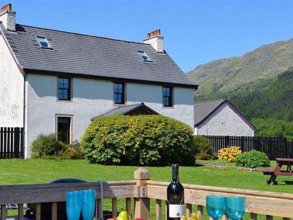 Culzean House in Argyll