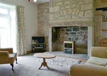 Curlew Cottage in Northumberland