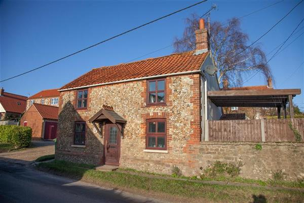 Curlew Cottage from Norfolk Hideaways