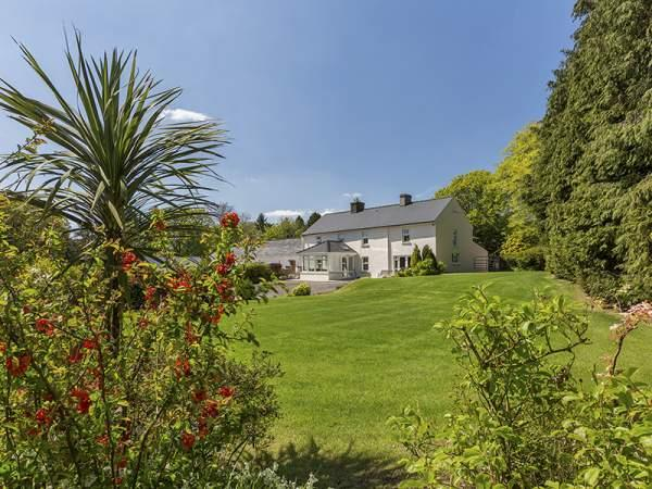 Curradoon House in Waterford