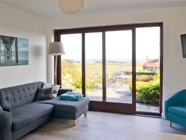 Curtain Cottage in Northumberland