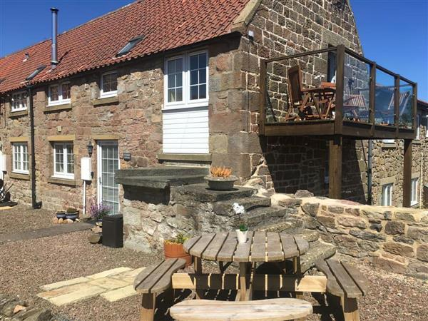 Cuthbert Cottage in Northumberland