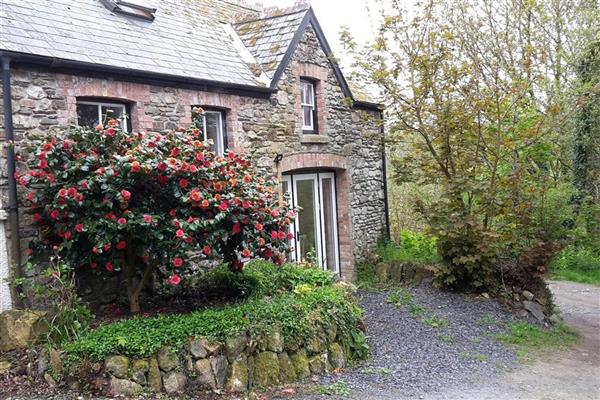 Cwmbrandy Cottage in Dyfed
