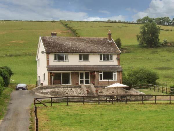Cwmgilla Farm in Powys