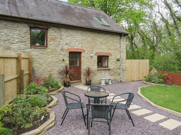 Cysgod Y Llan Isaf Cottage in Dyfed