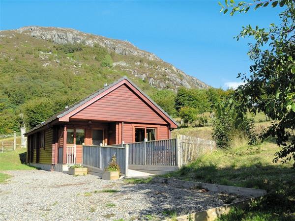 Dailfearn Lodge in Ross-Shire