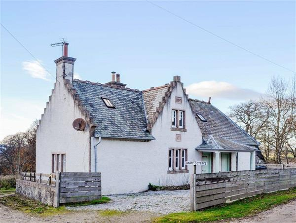 Dairy Cottage in Aberdeenshire