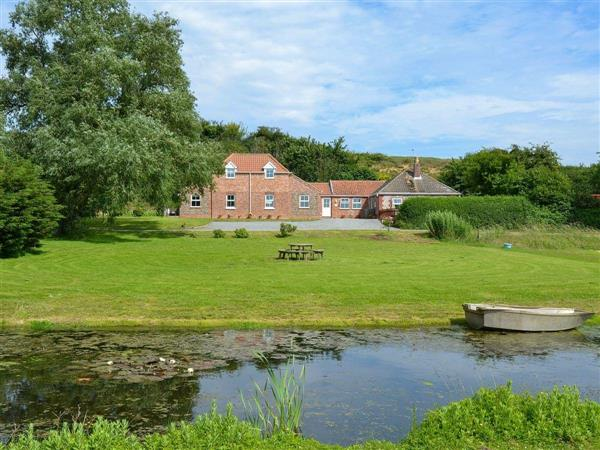 Dairy Farm Cottage in Norfolk