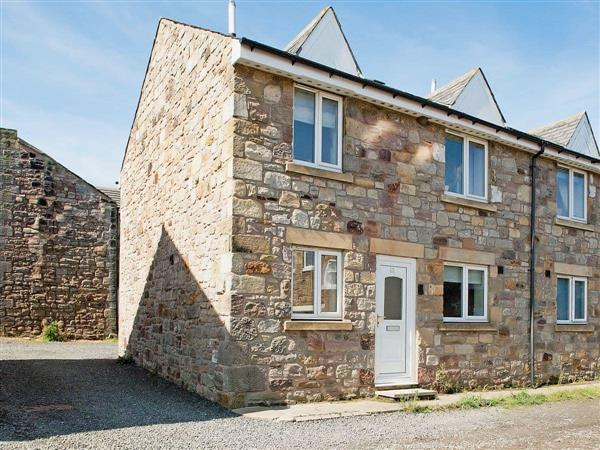 Daisy Cottage in Northumberland