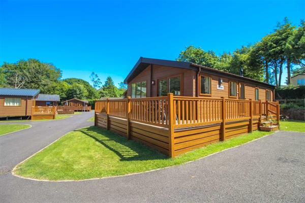 Daisy Lodge in Lostwithiel, South East Cornwall