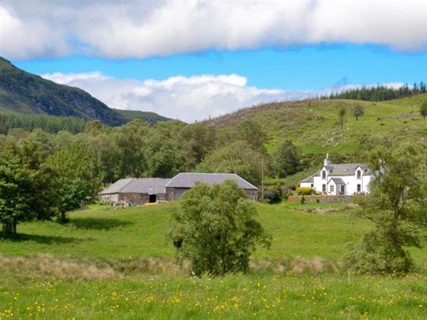Dalvanie Mill from Hoseasons