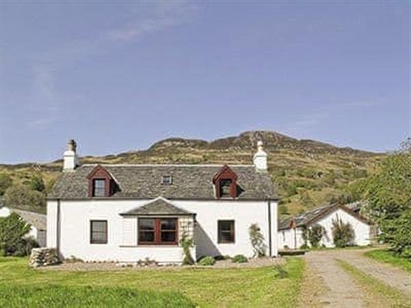 Dalvuie Beag in Argyll