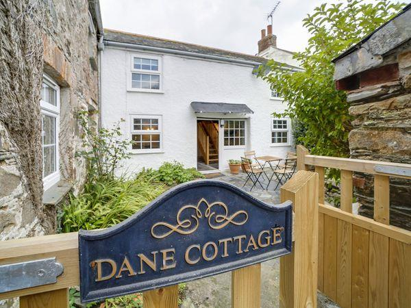 Dane Cottage in Cornwall