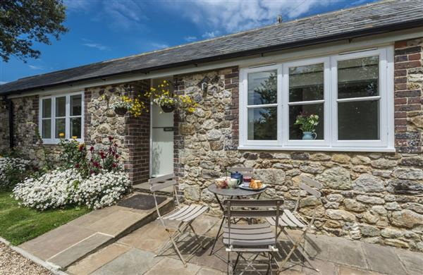 Dapple Cottage in Brook, Isle of Wight