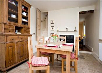 Darcy's Cottage in North Yorkshire
