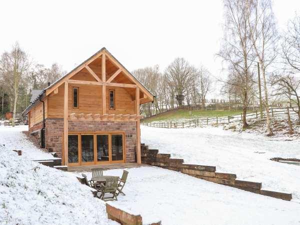 Dark Ark Cottage in Cheshire